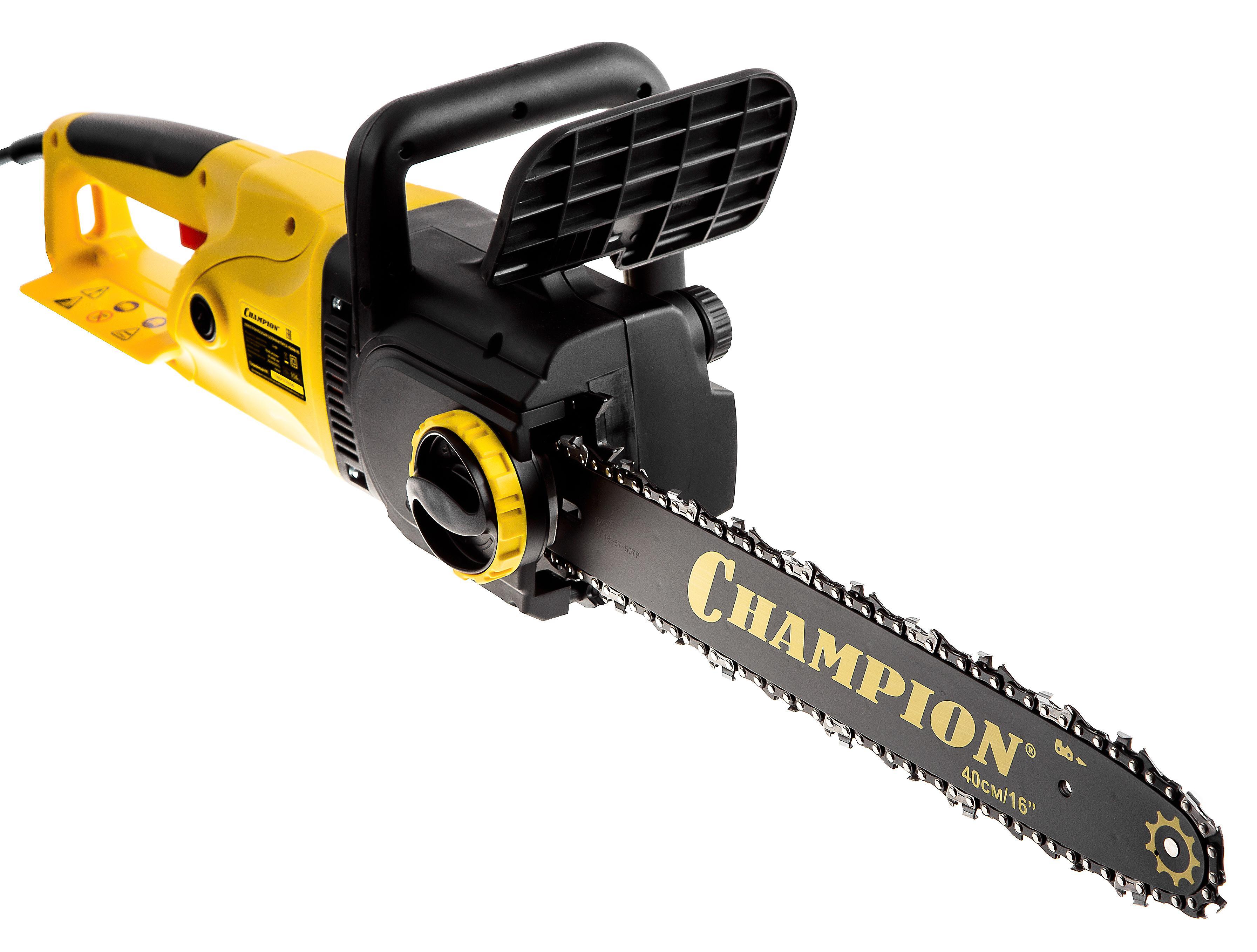 Пила цепная Champion 420n-16
