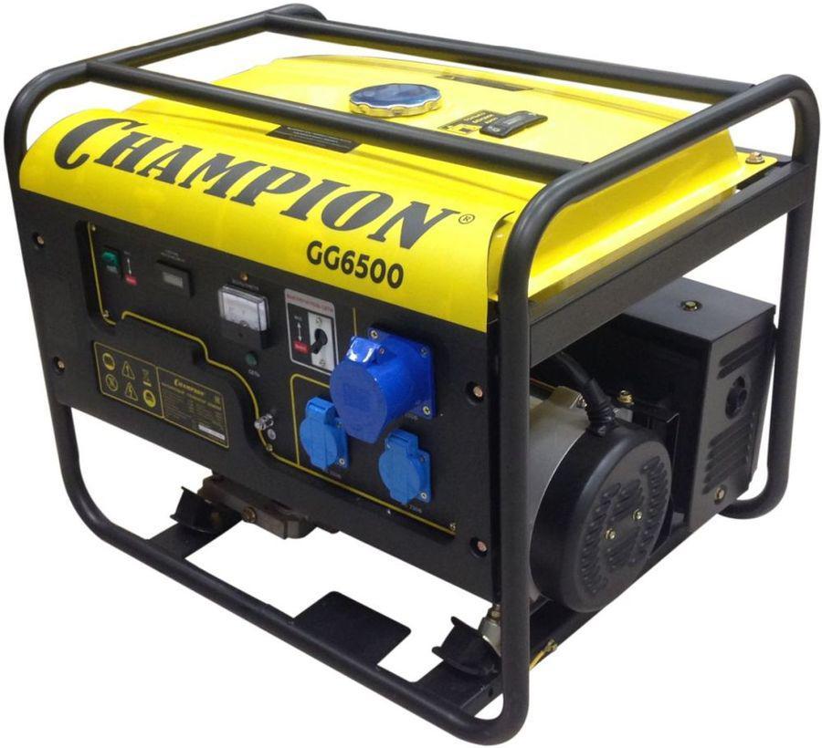 Генератор Champion Gg6500