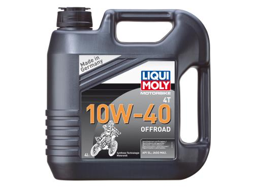 Масло моторное LIQUI MOLY 3056
