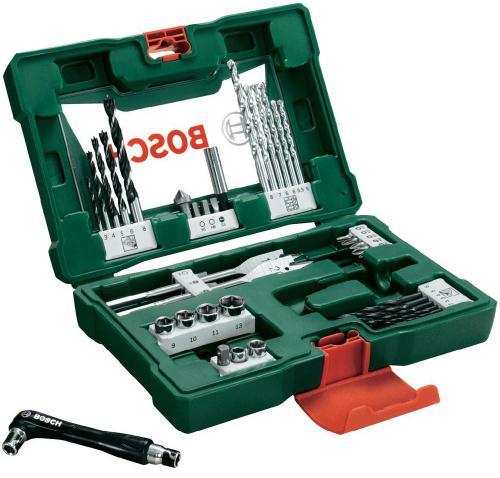 Набор бит и сверл Bosch V-line-41 (2.607.017.316) bosch v line 48 2607017314
