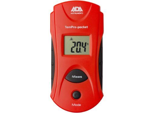 Пирометр (термодетектор) ADA TemPro-pocket