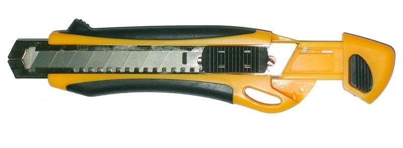 Нож строительный Skrab 26822 нож строительный skrab 26825
