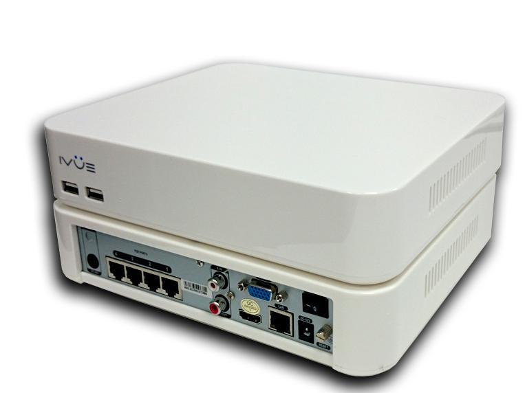 Видеорегистратор IvueАксессуары для систем видеонаблюдения<br>Назначение: видеорегистратор,<br>Тип: видеорегистратор,<br>Количество каналов: 4,<br>Пропускная способность канала: 1<br>