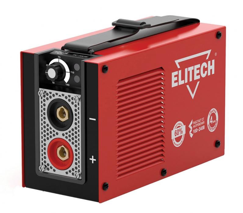 Сварочный аппарат Elitech ИС 160М  сварочный инвертор elitech ис 160м мма