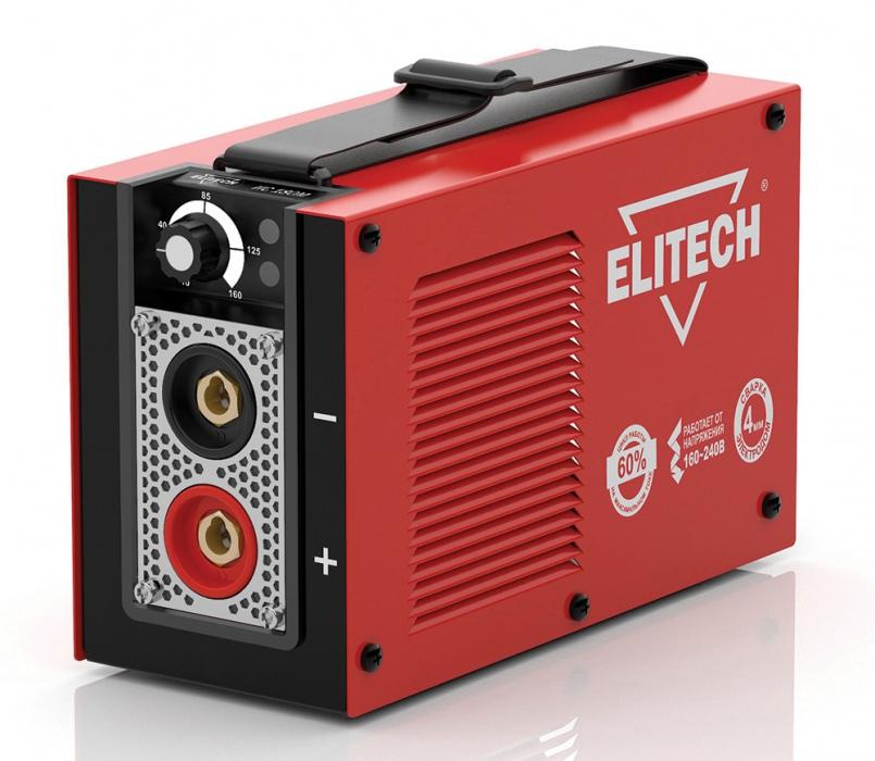 Сварочный аппарат Elitech ИС 180М сварочный аппарат elitech ис 160м