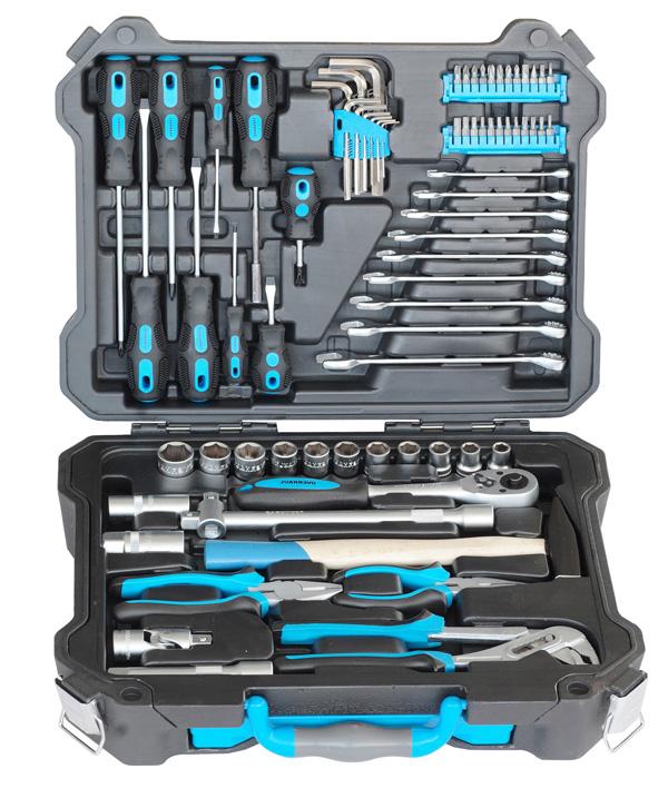 Купить Универсальный набор инструментов Overhaul Oh3962