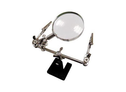 Настольное увеличительное стекло с подсветкой ZIPOWER PM4280