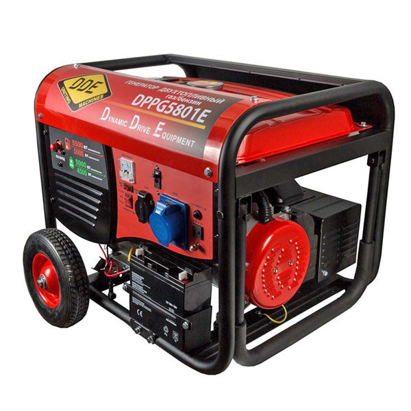 Газовый генератор Dde Dppg5801e головка dde гм 80