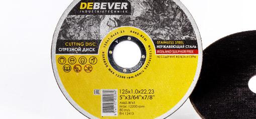 Круг зачистной Debever 230х6х22мм блок цилиндров ehrling 6 lf14 10 230