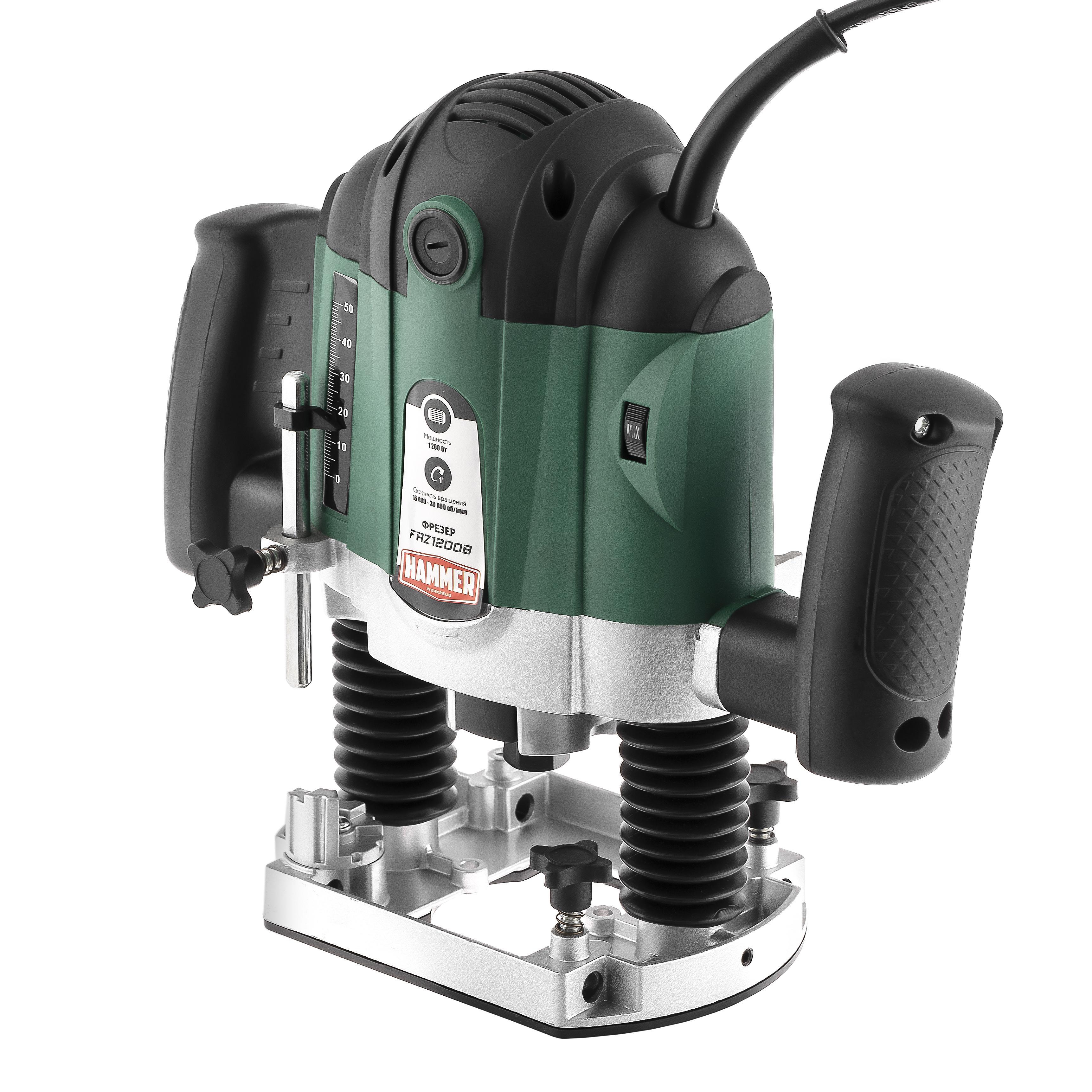 Фрезер Hammer Frz1200b фрезер hammer frz1200b