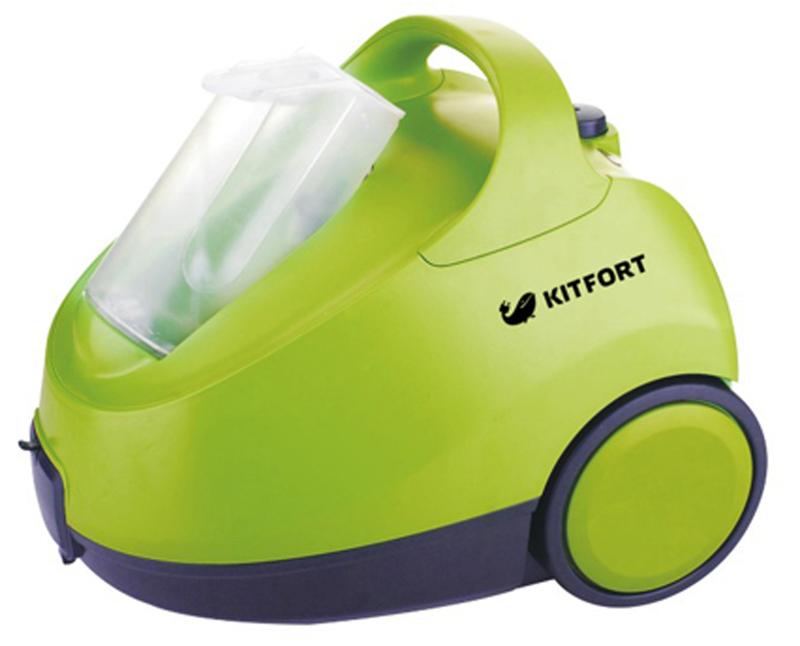 Пароочиститель Kitfort КТ-912 пароочиститель kitfort кт 908