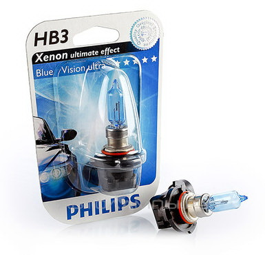 Лампа автомобильная Philips 9005bvub1 (бл.) philips 12496nab2 бл
