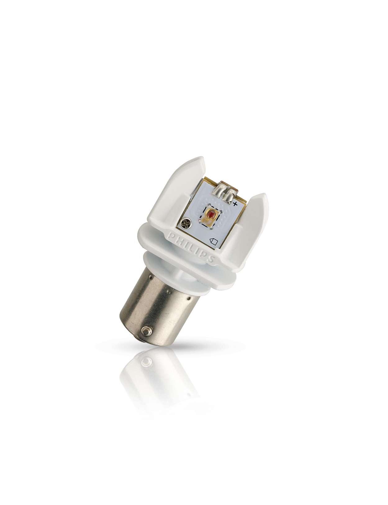 Лампа автомобильная Philips 12898rx2 автомобильная лампа r5w 5w longlife ecovision 2 шт philips