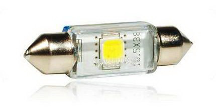 Автолампа Philips P-24946led patriot pa 445 t10 x treme