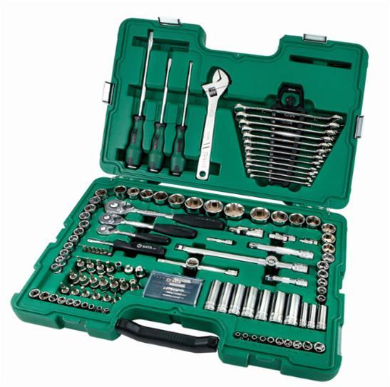Универсальный набор инструментов Sata 09014 набор инструментов для автомобиля универсальный 76 предметов