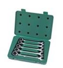 Набор ключей Sata 09083 (10 - 14 мм) набор ключей sata 11пр 08023