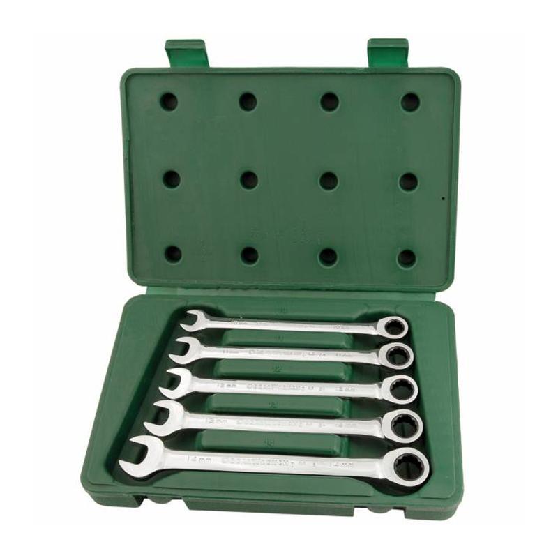 Набор ключей Sata 09078 (10 - 14 мм) набор ключей sata 11пр 08023