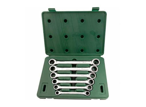 Ключ гаечный SATA 09025 (8 - 19 мм)