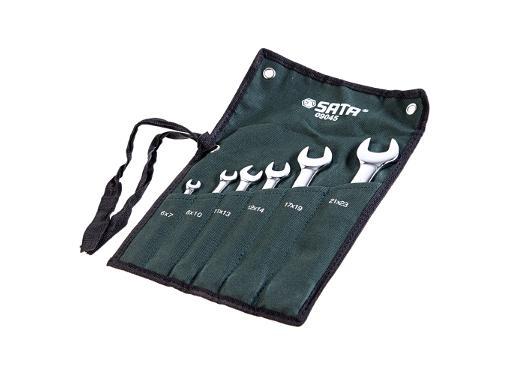 Набор рожковых ключей SATA 09045 (6 - 23 мм)