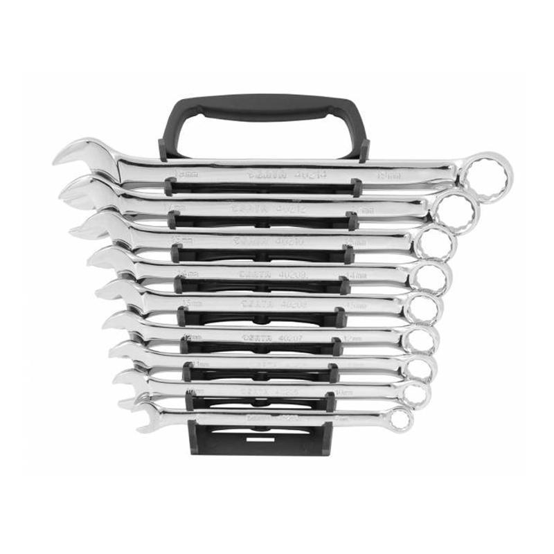 Набор гаечных ключей Sata 09020 (8 - 19 мм)  набор ключей sata 9пр 09020