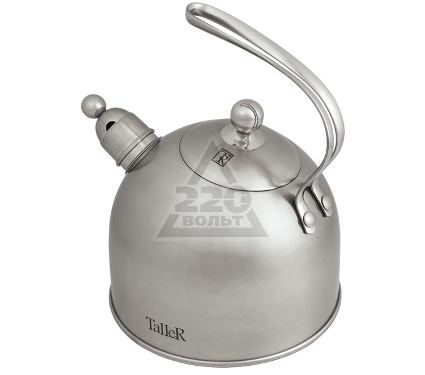 Чайник со свистком TALLER TR-1343