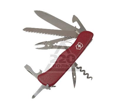 Швейцарский нож VICTORINOX Atlas красный (0.9033)