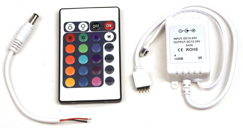 Контроллер Horoz electric Rgb2a