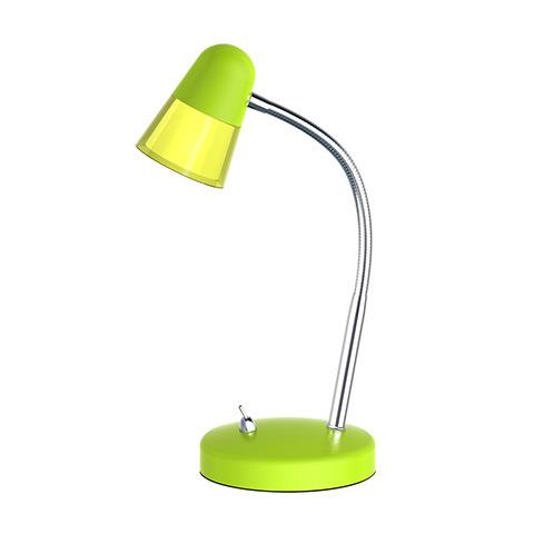 Лампа настольная Horoz electric Hl013lgr horoz electric энергосберегающая лампа hl8885