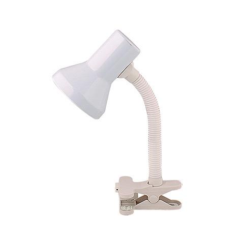 купить настольная лампа на прищепке Лампа настольная Horoz electric Hl067wh