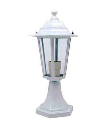 Светильник уличный Horoz electric Hl271wh биокамин напольный классика в москве недорого