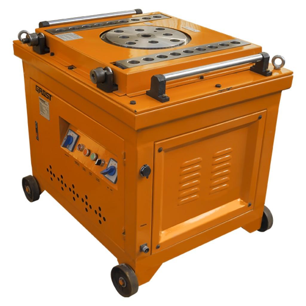 Станок для гибки арматуры Grost Rb40sa привод бензиновый для grost d zmu g