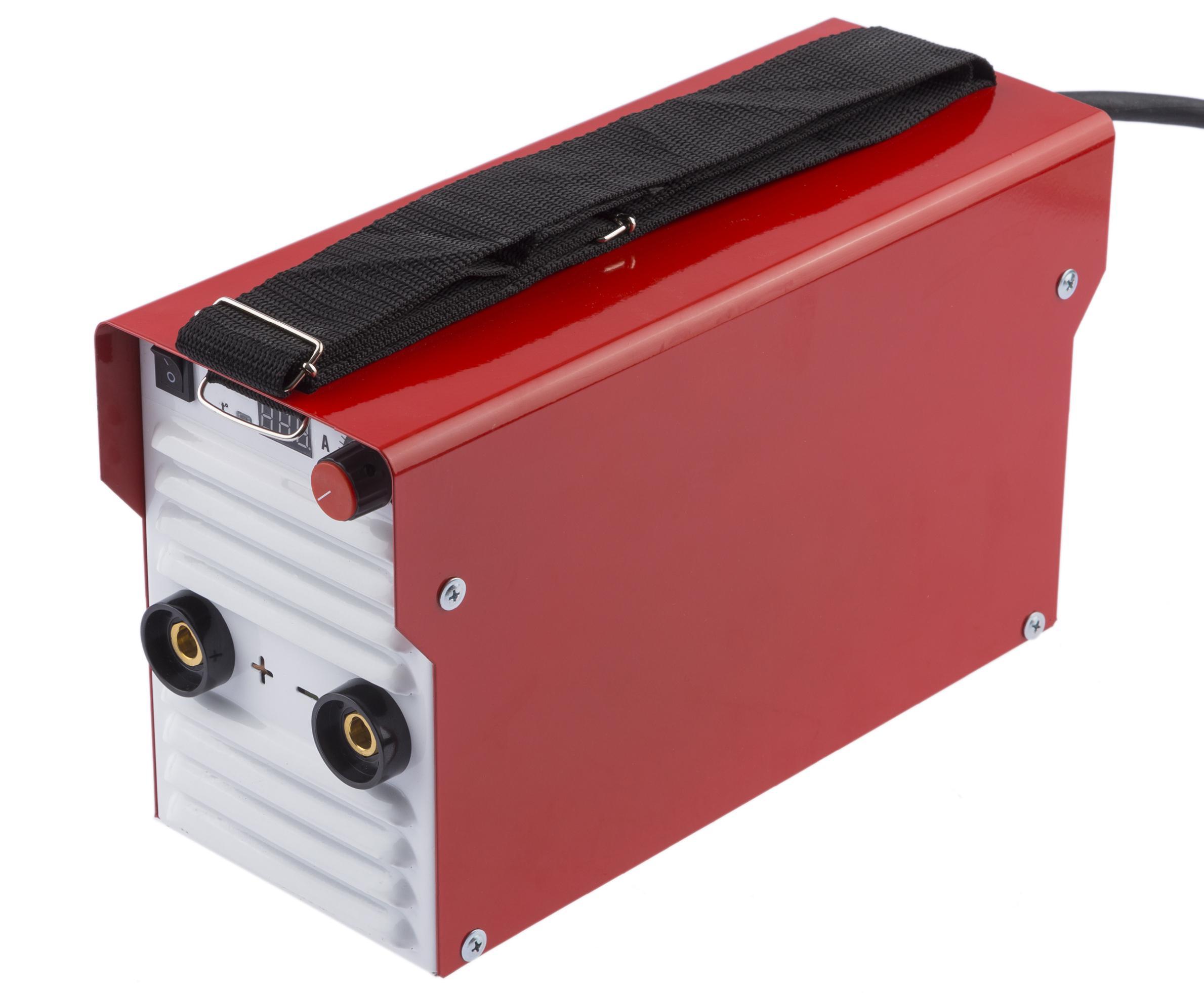 Сварочный аппарат ТОРУС 200с СУПЕР + провода bosch выпрямитель phs8667 33вт черный макс темп 200с