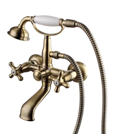 Смеситель для ванны Lemark Lm2812b смеситель для ванны lemark для ванны lm2812b