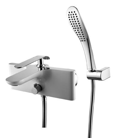 Смеситель для ванны Lemark Lm4914cw lemark смеситель для ванны lemark atlantiss lm3245c однорычажный хром на 3 отверстия f r7 p6sz
