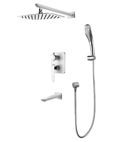 Смеситель для ванны Lemark Lm4922cw