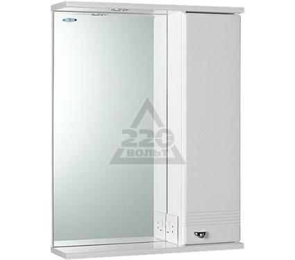 Шкаф с зеркалом AQUALIFE Астурия-580 ПР