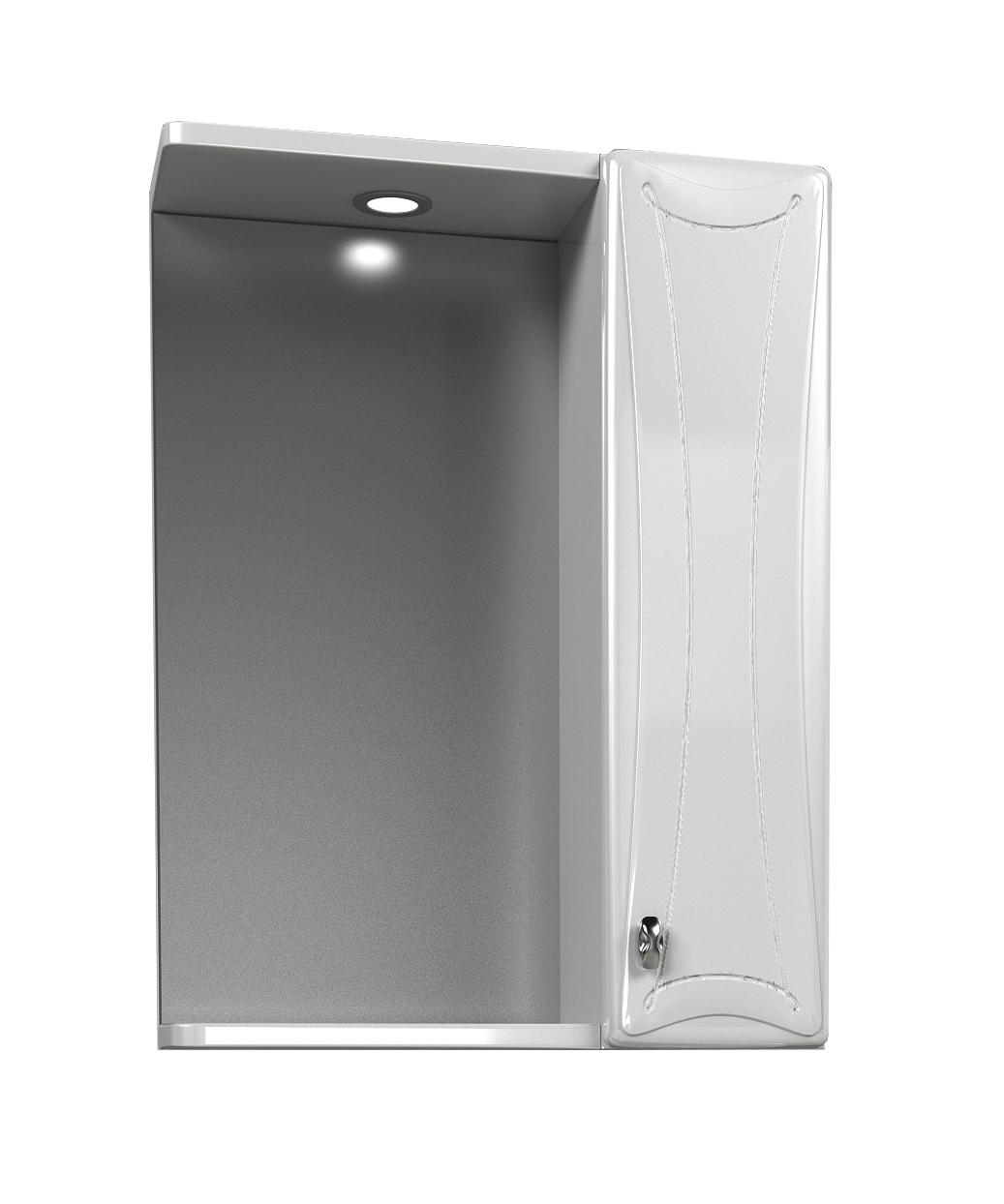 Зеркальный шкаф Aqualife design Котка 60