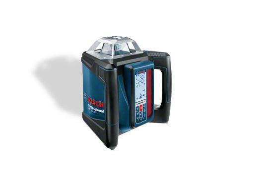 Уровень лазерный BOSCH GRL 500 HV + LR 50 Professional (0601061B00)