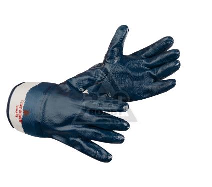 Перчатки нитриловые AMPARO Супер Нитрос КП