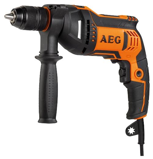 Дрель Aeg Be 750 r электрорубанок aeg pl 750