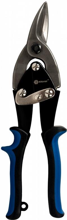 Ножницы по металлу КОБАЛЬТ 647-482 ножницы по металлу кобальт 647 482 250 мм правый рез cr v