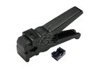Инструмент для разделки коаксиального кабеля КВТ RS-2040