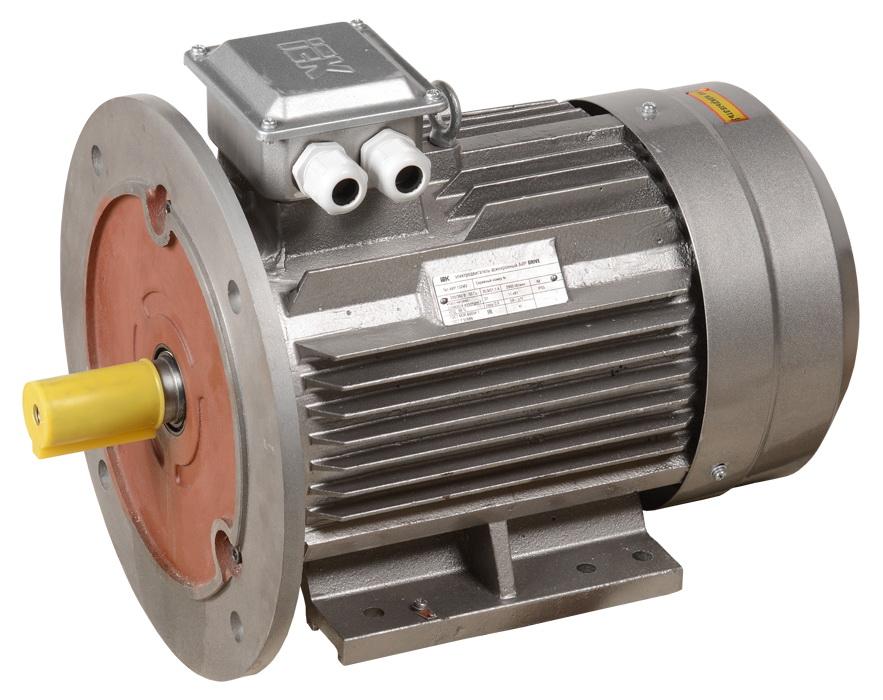 Электродвигатель Iek Drv132-s4-007-5-1510
