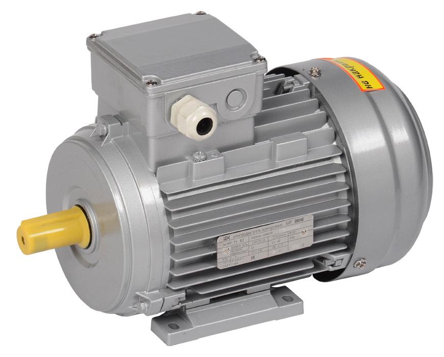Электродвигатель Iek Drv080-b6-001-1-1010