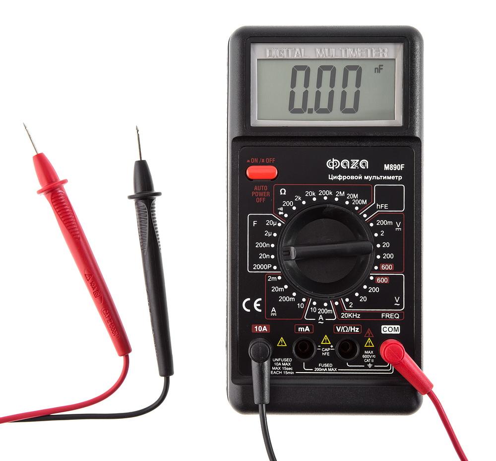 Мультиметр ФАzА M890f