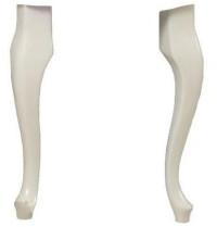 Ножки АКВАТОН 1a155403xx010 акватон мебель для ванной акватон венеция 75 черная