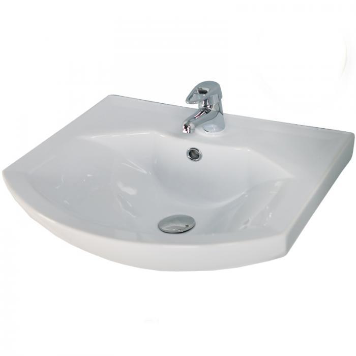 Раковина для ванной АКВАТОН Smile-80