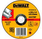 Круг отрезной DEWALT DT42300XJ