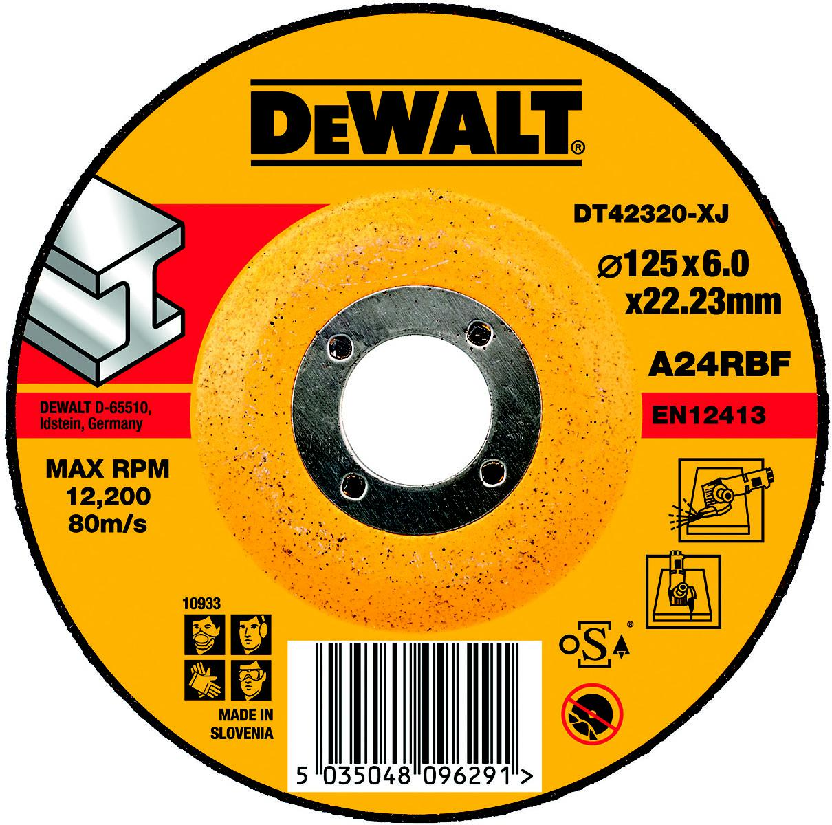 Круг зачистной Dewalt 125х6х22мм диск x& 039 trike x 125 6 5xr16 4x108 мм et45 hsb fp page 6