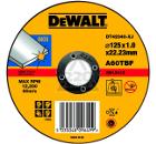 Круг отрезной DEWALT DT42340XJ